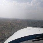 Anflug auf Nagpur