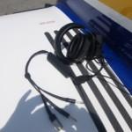 Defektes Headset zwang zur Umkehr