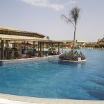 Hotel Moevenpick in Luxor on a tiny island on the nile is worth tomake holiday there