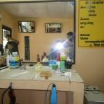 Ein Haarschnitt muss auch mal sein, überflüssige Zuladung muss weg.