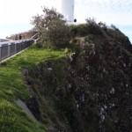 Hier der Leuchtturm von Byron Bay
