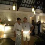 Im Hotel Ramada auf Bali waere ichngerne geblieben, aber leider war dieses voellig ausgebucht, aber mein Hotel, wo ich der erste Und einzige Gast war, war dann auch nicht schlecht.