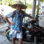 Landestracht in Bali