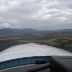 Leg 25 Anflug auf Tontouta Intl. auf Neu Kaledonien