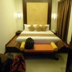 Mein luxurioeses Hotelzimmer mit eigenem Tauchbeckenwhirlpool