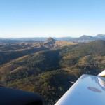 Morgenflug nach Coolingatta zum Zoll