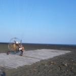 Praezisionslandung-auf-20-Metern-Bambus