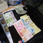 Schwere Umrechnung von US Dollar in Fiji Dollar, mit insgesamt 1800 US$ war die Landung in Nausori aber dann bezahlt