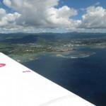 Ankunft in Apia