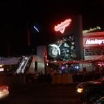 Das beruehmte Harley Davidson in Las Vegas, ein Paradies fuer Spieler