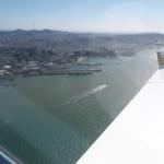 Der beruehmte Fishermans Wharf von San Francisco