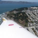 Die Golden Gate ein echt imposantes Bauwerk von deutschen Ingenieuren konstruiert