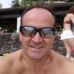 Erholung am Waikiki Beach, aber nur wenn man Japaner mag, denn die sind hier in der Ueberzahl, auch ohne militaerischem Sieg