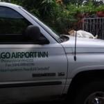 Pago Airport Inn eine aeusserst freundliche Familienpension mit Herzlichkeit und vor allem guenstig