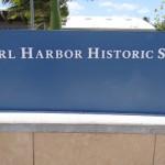Pearl Harbour, der Perlenhafen, fuer die USA der Beginn des zweiten Weltkrieges