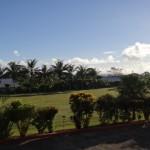 Taeglich gruesst das Murmeltier, wieder ein Tag mit Sonne und Abwarten, ein Blick aus meinem neuen Hotelzimmer