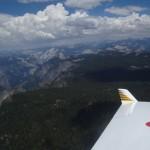 Yosemite National Park mit dem Half Dome, ein beruehmtes Kletterziel auch fuer oesterreichische Extremkletterer