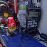 17 Energydrink aus Oshkosh, die Notfrequenz gerastert, der Zusatztank in Betrieb.