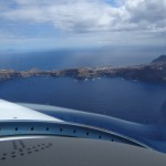 Das VOR von Madeira auf der Suedostspitze gelegen.