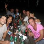 Herzlicher Empfang von Fliegerkollegen und Fallschirmspringerfreunden in Castellon