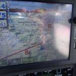 Hier in der Gegend um Bobbio sind die Kameraden mit der Cessna 172 abgestürzt
