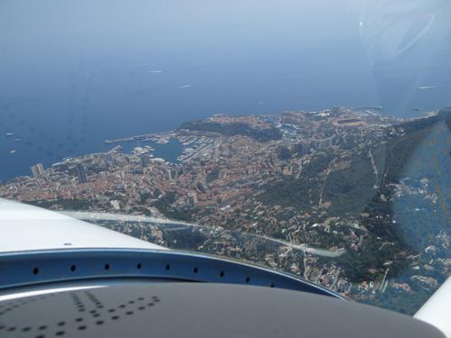 Monte Carlo mit der weltberühmten Rennstrecke und dem Casino
