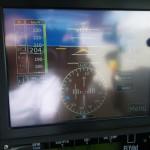 16 km/h Rückenwind, seit langen zum ersten Mal