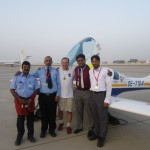 Friendly handling agent in Abu Dhabi helped even by refueling